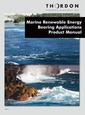 Marine Renewables Energy Product Manual.