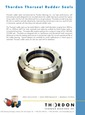 Thorseal Rudder Seal brochure